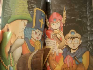 ドラゴンクエストIIIの勇者達