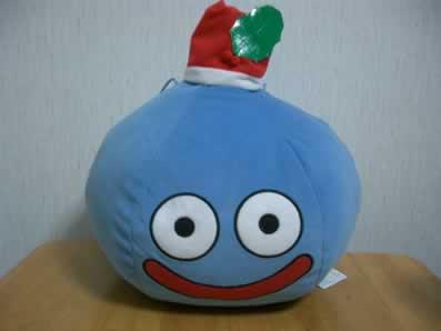 超巨大クリスマススライムのぬいぐるみ
